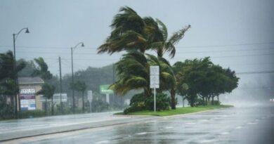 Sistema de baja presión ocasionará fuertes lluvias al noreste de Florida