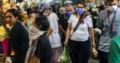 Venezuela informó de 1.127 contagios de coronavirus